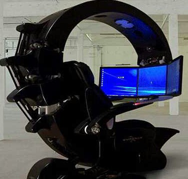 dx racing chair something else fff squad