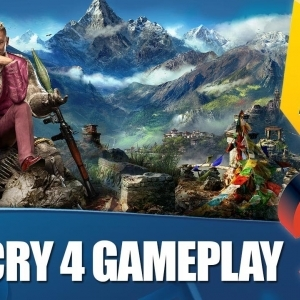 New Far Cry 4 Gameplay