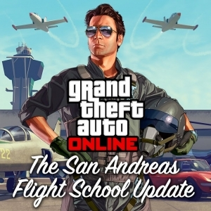 GTA: The San Andreas Flight School Update - YouTube
