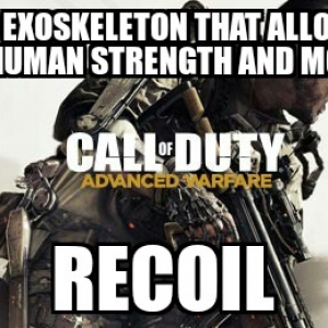 CoD: Advanced Logic