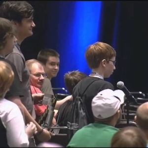 Most awkward moments at Minecon 2013 - YouTube